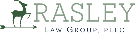 Rasley Law Group PLLC.  Logo